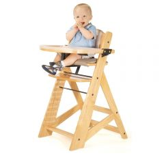 Height Right™ High Chair + Tray