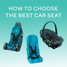 How To Choose The Best Car Seat