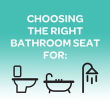 How To Choose The Best Bathroom Seat