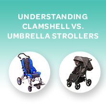 Understanding Clamshell vs Umbrella Strollers