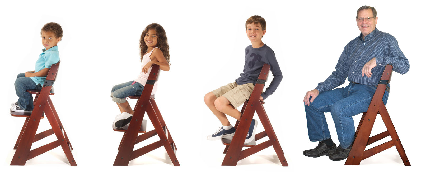 Keekaroo Kids Chair Growth
